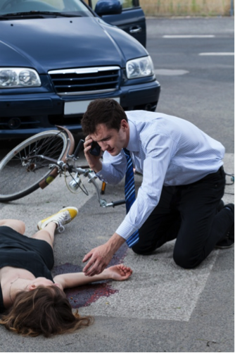 Lesiones Peatonales